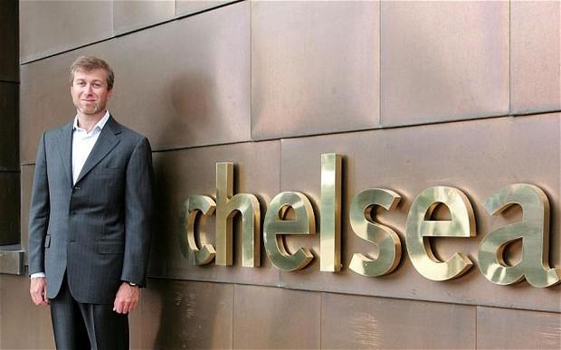 Sejak dibeli Abramovich, Chelsea mempunyai beberapa pemain yang luar biasa