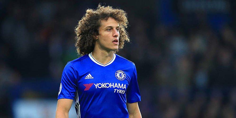 David Luiz Ingin Juara Liga Champions Lagi Dengan Chelsea