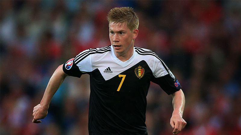 De Bruyne Kritik Manajer Tim Nasional Belgia