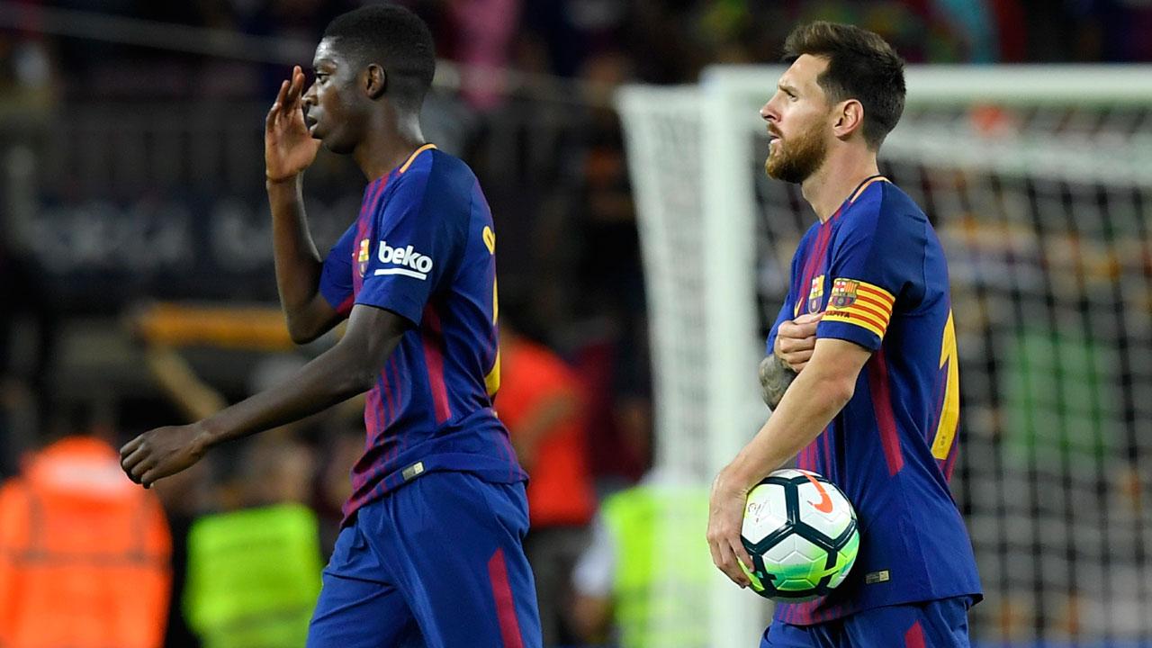 Dembele Akan Segera Bela Barcelona Lagi?