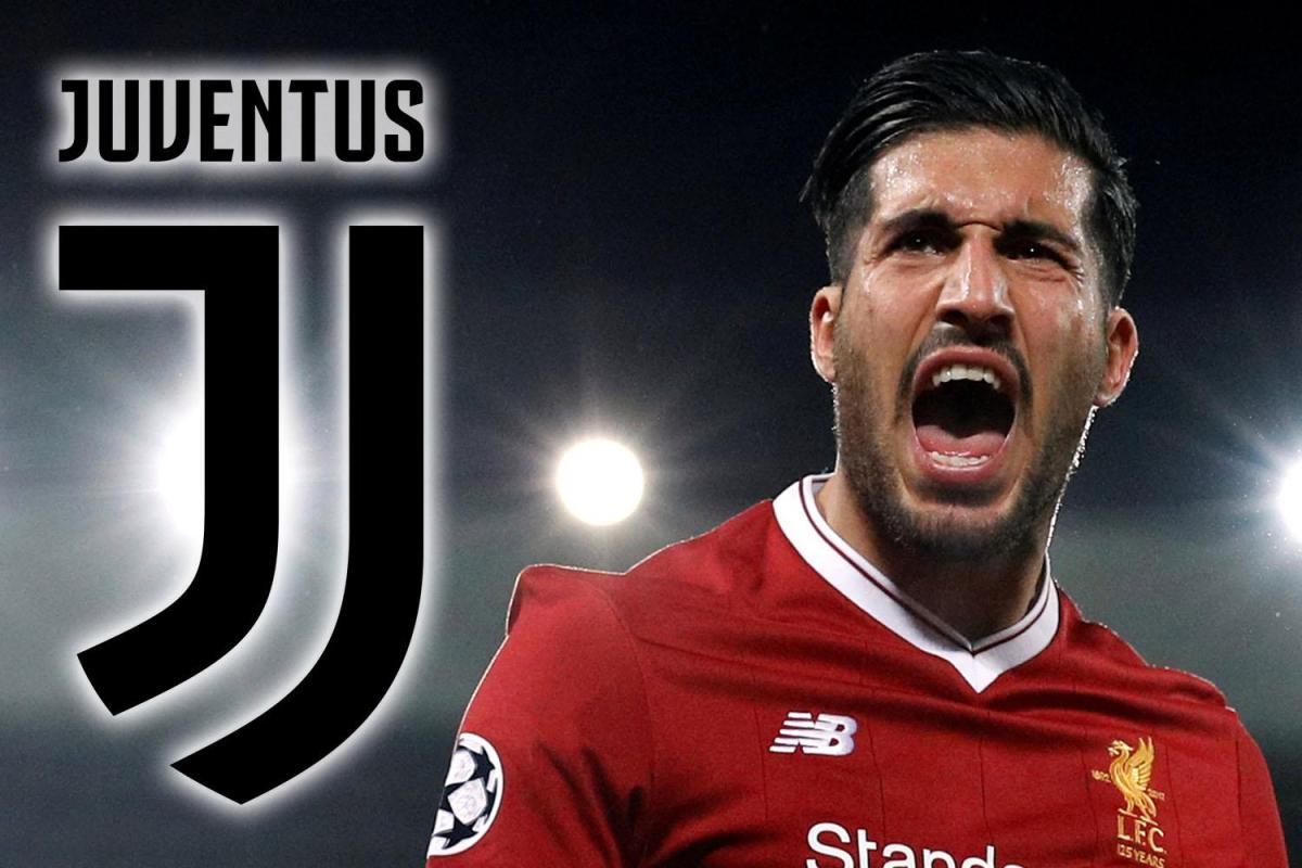 Juventus Coba Mendatnagkan Emre Can