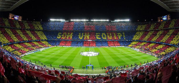 Camp Nou Mengalami Penurunan Penonton