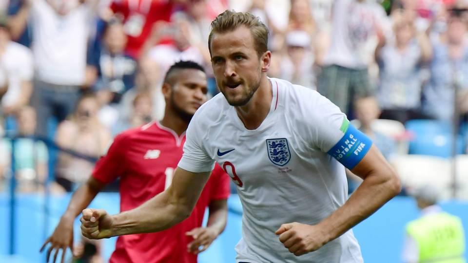 3 Gol Kane Bawa Inggris Pastikan Tiket ke 16 Besar