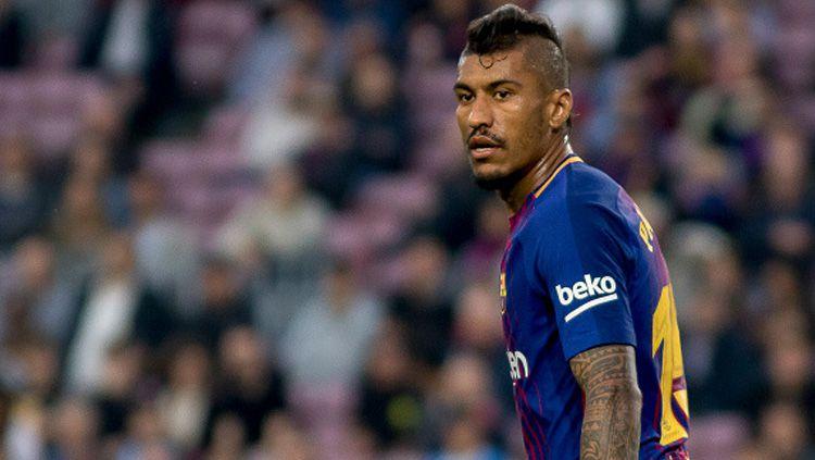 Paulinho Tinggalkan Barcelona Setelah 1 Musim di Camp Nou
