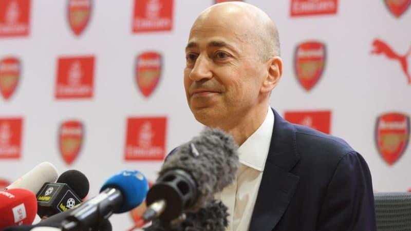 CEO Arsenal Bergabung Menjadi CEO AC Milan