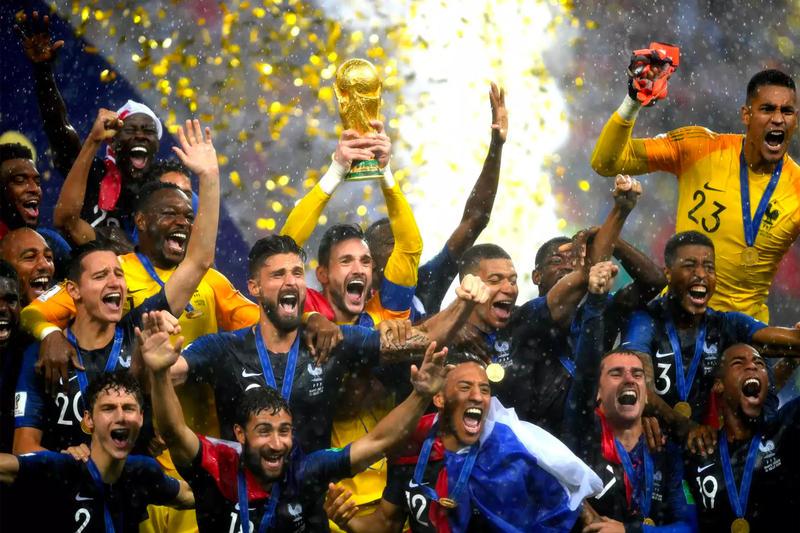 Ballon d'OR Harusnya Milik Pemain Perancis!