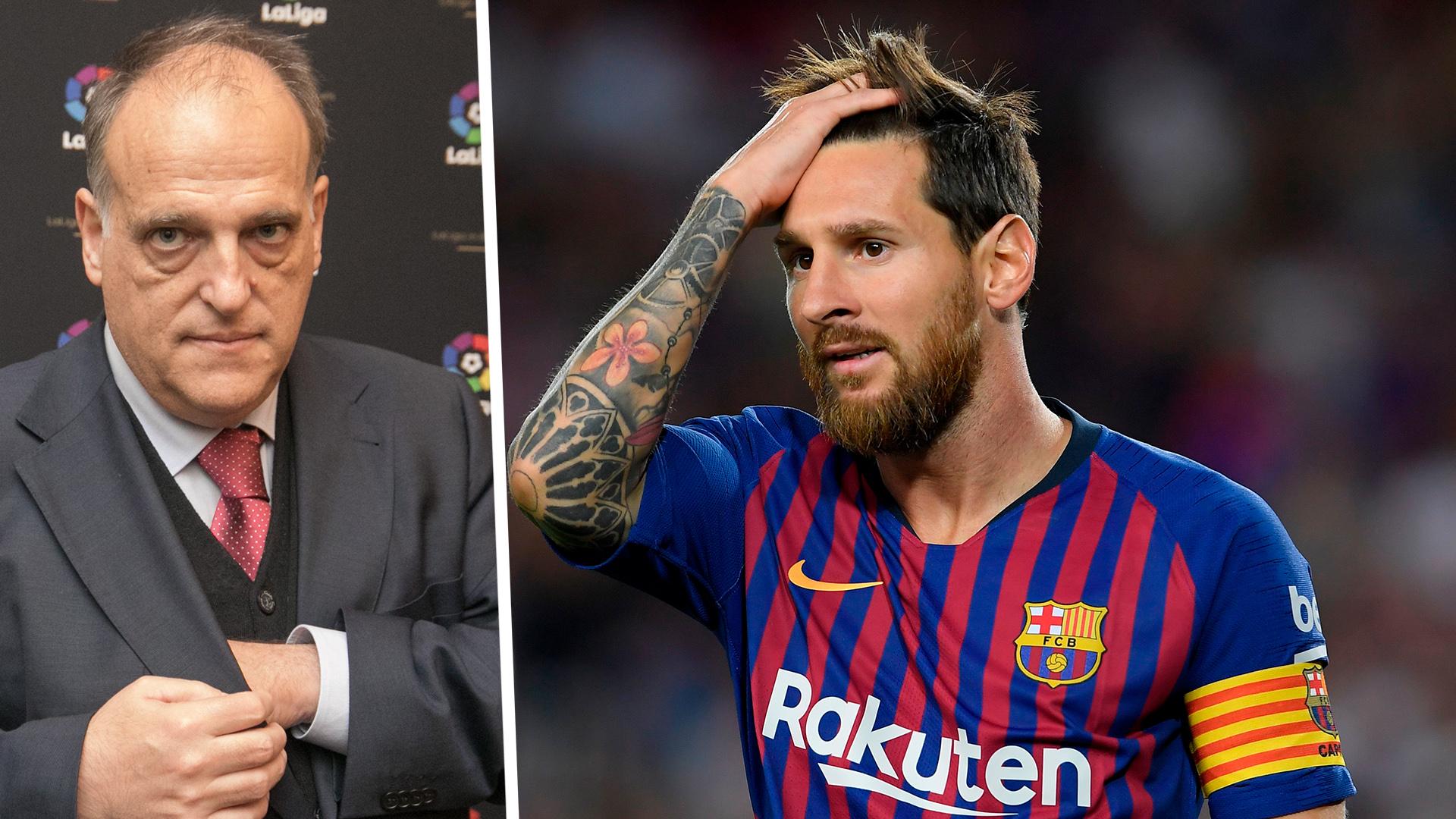 Messi Akan Dijadikan Nama Trofi?
